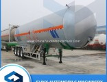 Customized Cheap Price 62000L 14560 Gallon 23ton Horizontal LPG Tank Semi Trailer