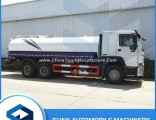 Sinotruk HOWO 6X4 25000L Water Tank Vehicle for Sale