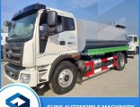 Foton 6 Wheeler 10000L Stainless Steel Water Truck for Sale