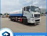 6X4 Water Spray Tank Trucks 20000 Liters Water Tank