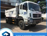 China 10 Wheel 340HP 20 Cubic Meters New Dumper Truck