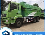 Ethiopia Shacman New 6X4 16 20 Cubic Meter 10 Wheel Tipper Truck
