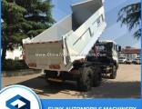 25 Cubic Meter 30 Ton 40 Ton 336HP 10 Wheeler Tipper Truck