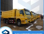 Africa Used Sinotruk HOWO 25 Ton 6X4 Dump Truck Tipper Truck