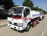 DFAC 4X2 Stainless Steel Water Tank Tanker Truck 5cbm with Good Price for Sale