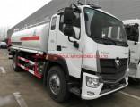 China Foton Aumark 4X2 Water Tank Tanker Truck 10000L