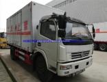 China DFAC 4X2 Fireworks Firecracker Transport Vehicle Truck