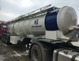 21 Cbm Sulfuric Acid Tank Semi-Trailer