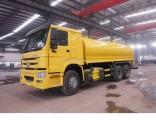 Heavy Duty HOWO 6X4 20000 Liters Water Tanker Truck