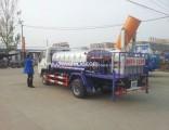 4X2 6000 Liters Chemical Spraying Truck for Environmental Sanitation