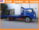 Exported Foton 6 Wheeler Flat Bed Truck