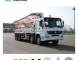 Competive Price 24-58meters Concrete Pump Truck