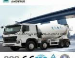 Hot Sale Concrete Mixer Truck of HOWO 8X4 14 M3 Diesel Type