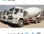 Top Quality Mixer Truck of HOWO A7 6X4 10-12m3