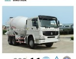 China Best Mixer Truck of HOWO A7 6X4