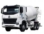 Popular Model HOWO A7 6X4 Mixer Truck