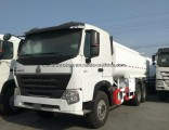 Top Quality HOWO Oil Tank Truck of 6*4 25m3/Fuel Tanker