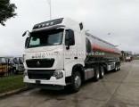 Sinotruk HOWO Transport 20-35m3 Oil/Fuel Tanker Truck for Sale