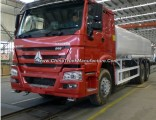 China Competive Price HOWO Truck Tanker of 25m3