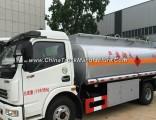 Popular Model Dongfeng Oil Tanker Truck of 8m3