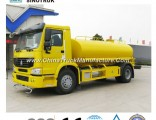 China Best Sinotruk Oil Tanker Truck of 10-15m3 Fuel Tanker