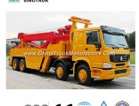 Top Quality Sinoturck Heavy-Duty Tow Truck of 8X4