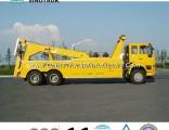 China Best Sinotruk Road Wrecker Truck of 6*4 30 Ton