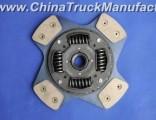 Professional Supply Original Clutch Disc for Sinotruk Brand HOWO Trucks