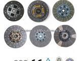 Supply Original Clutch Disc Parts for HOWO Trucks (30100-KA030 30100-AA491 43012-7300)