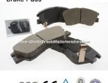 High Quality Original Brake Pad Tb032/Tb168 for China Truck Brand Camc Trucks