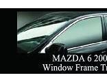 Auto Car Special Window Frame Trims of Mazda 6 2003, 3 2012
