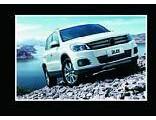 Hot Sale Auto Car Special Window Frame Trims of VW Tiguan