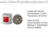 Auto Parts Fuel Filter OEM Fs19686 Fs19607 Fs19579 FF42000 FF167A FF4052A for Cummins Engine