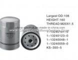 High Quality Original Water Filter Air Filters Oil Filters Fuel Filter for Isuzu Nissan 97730420 Ks-