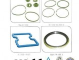Hot Sale Iveco Trucks Oil Sealing Seal Ring Sealing Gasket for 50255, 50254, 554/127