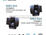 Truck Parts Head Lamp Housing of 1324600 1324599