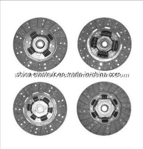 Spare Parts Clutch Disc 31250-60350 for Mutsubishi Truck MD741009 MD741853 MD745530