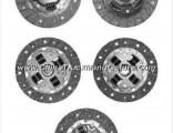 Auto Parts Car Clutch Disc with Toyota 31250-12150 31250-27025