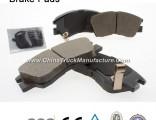 Professional Supply Original Brake Pad for Nissan Tb094