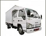 Isuzu Food Light Van Cargo Truck