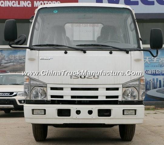 Isuzu 4X2 Euo 3/4/5 5t Diesel Light Cargo Truck Mini Truck