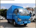 Isuzu Blue 600p Single Cabin Van Truck