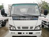 Isuzu 600p Single and Half Cabin Cargo Truck Deck Truck