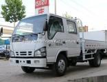 Isuzu 600p 4X2 Double Cab Cargo Truck