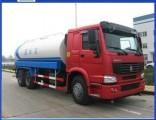 Sinotruk HOWO 6X4 25000 Liters Water Sprinkler Truck
