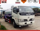 China Dongfeng 5000L Stainless Steel Water Sprinkler Tank Truck