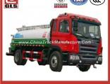 4X2 JAC Diesel Engine Water Tank Truck