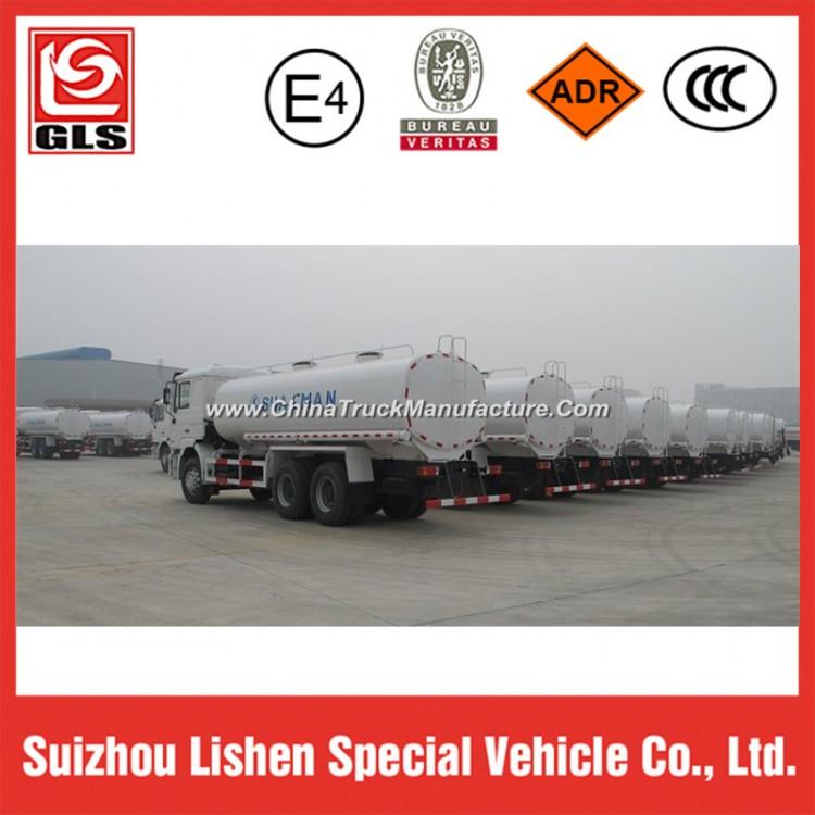 Shacman Water Truck 6X4 Drive 16, 000-18, 000L