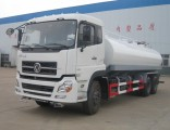 6X4 Dongfeng Water Tank Truck 16000 Liters