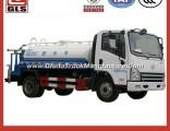 4X2 FAW Water Tank Truck